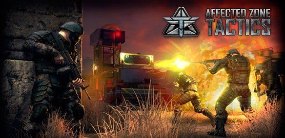 Affected Zone Tactics juego mmorpg gratuito