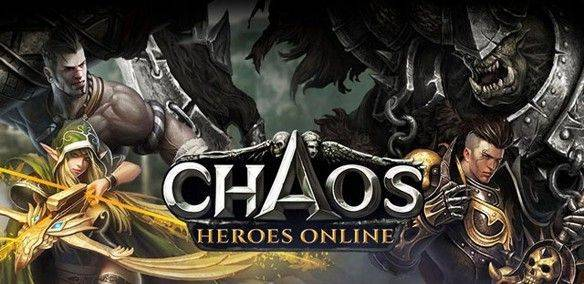 Chaos Heroes Online juego mmorpg