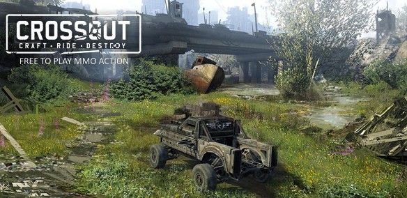 Crossout juego mmorpg