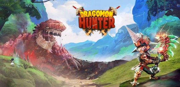 Dragomon Hunter juego mmorpg gratuito