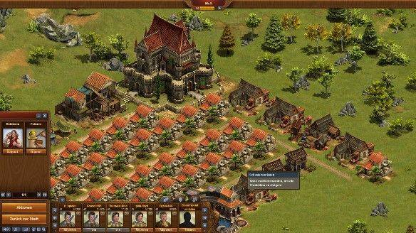Forge of Empires juego mmorpg