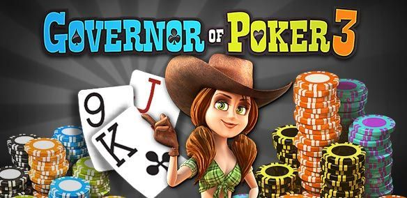 Governor of Poker 3 juego mmorpg