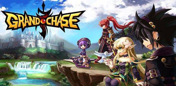 Grand Chase juego mmorpg