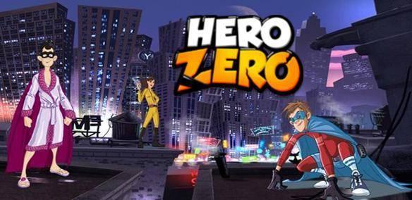 Hero Zero juego mmorpg gratuito