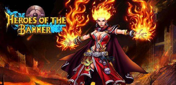 Heroes of the Banner juego mmorpg gratuito