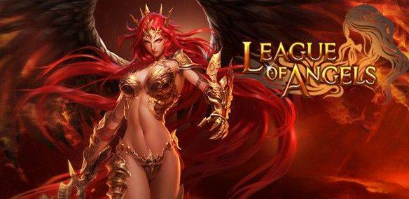 League of Angels juego mmorpg