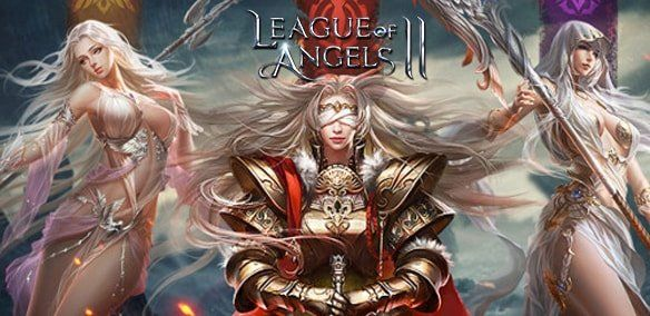 League of Angels II juego mmorpg gratuito