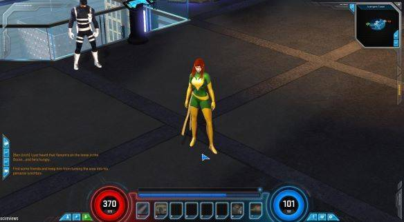 Marvel Heroes Omega juego mmorpg