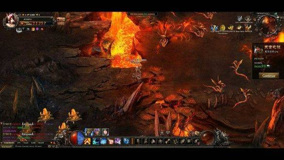 Monkey King Online juego mmorpg