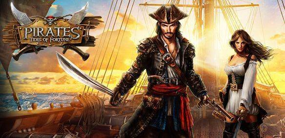 Pirates: Tides of Fortune juego mmorpg gratuito