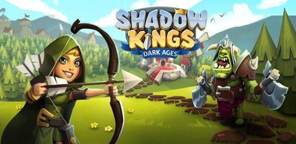 Shadow Kings: Dark Ages juego mmorpg