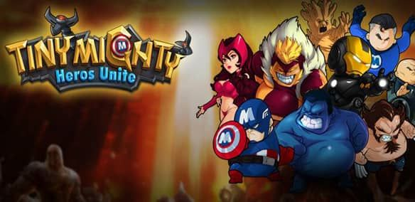 Tiny Mighty juego mmorpg gratuito