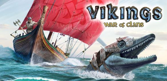 Vikings: War of Clans juego mmorpg gratuito