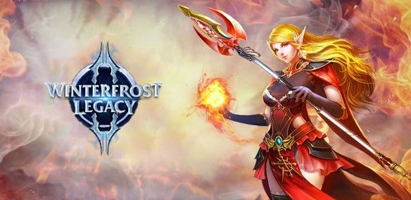 Winterfrost Legacy juego mmorpg